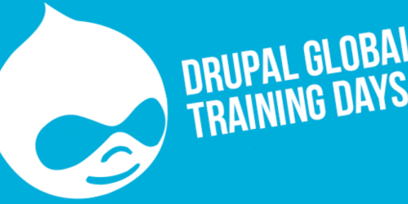 Drupal Global Training Day